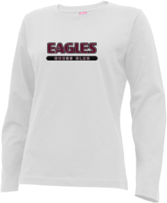 Women's Windham High School Eagles Long Sleeve T-shirts