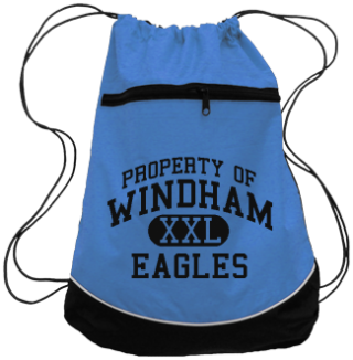 Eagles Drawstring Back Packs