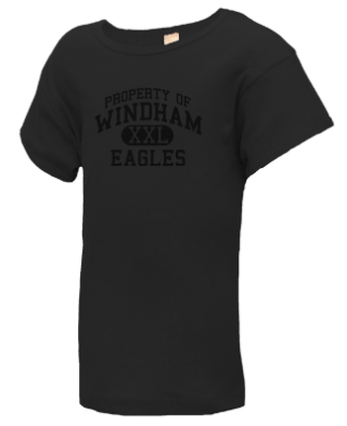 Junior Girls Eagles  T-Shirts