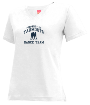 Women's Yarmouth High School Clippers Apparel