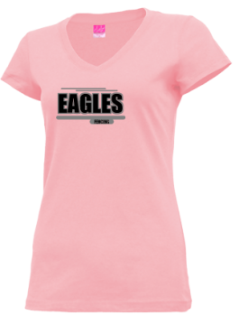 Junior Girls Ellsworth High School Eagles Apparel