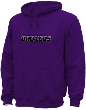 Men's Hampden Academy High School Broncos Apparel