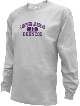 Kids Hampden Academy High School Broncos Apparel