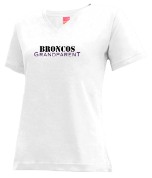 Women's Hampden Academy High School Broncos Apparel