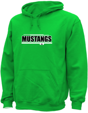 Men's Mt View High School Mustangs Apparel
