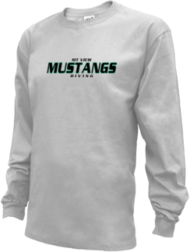 Kids Mt View High School Mustangs Apparel