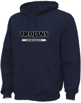 Men's Cross High School Trojans Apparel