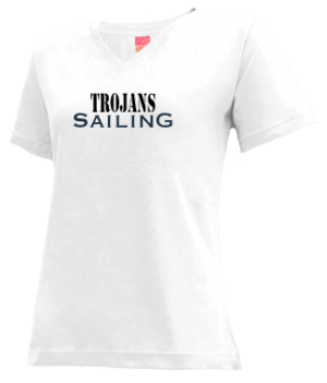 Women's Cross High School Trojans Apparel