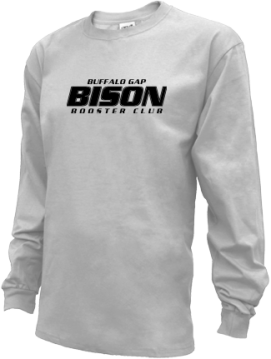 Kids Buffalo Gap High School Bison Apparel