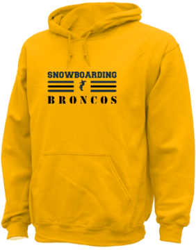 Men's Franklin High School Broncos Apparel