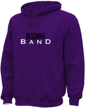 Men's Milan High School Bulldogs Apparel