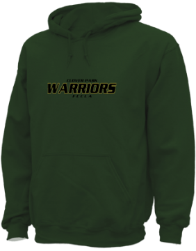 Men's Clover Park High School Warriors Apparel