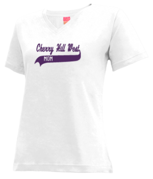 Women's Cherry Hill West High School Lions Apparel
