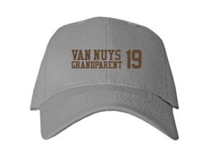 Van Nuys High School Wolves Apparel