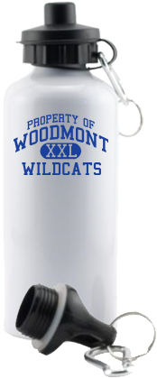 Women's Wildcats Aluminum Water Bottles