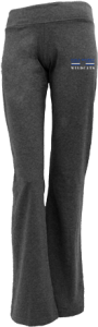 Junior Girls Woodmont High School Wildcats  Yoga Pants