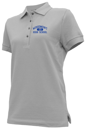 Women's Wildcats Embroidered Polo Shirts