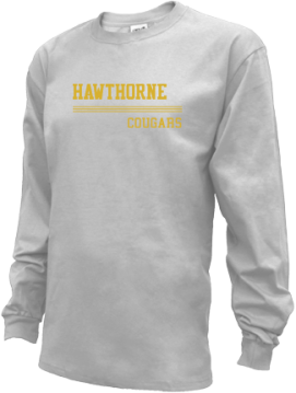 Kids Hawthorne High School Cougars Apparel