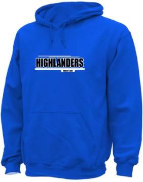 Men's La Habra High School Highlanders Apparel
