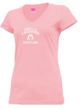 Junior Girls Lakewood High School Lancers Apparel
