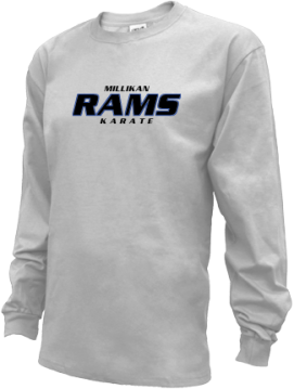 Kids Millikan High School Rams Apparel