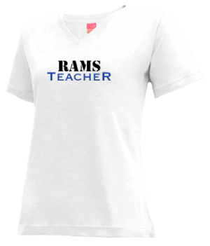 Women's Millikan High School Rams Apparel