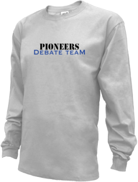 Kids Western High School Pioneers Apparel