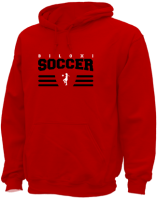 Men's Biloxi High School Indians Apparel