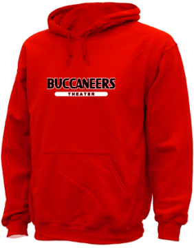 Men's West Jefferson High School Buccaneers Apparel