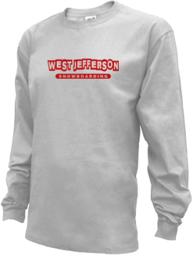 Kids West Jefferson High School Buccaneers Apparel