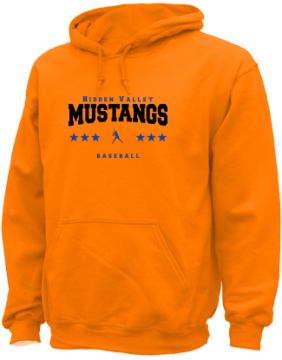 Men's Hidden Valley High School Mustangs Apparel