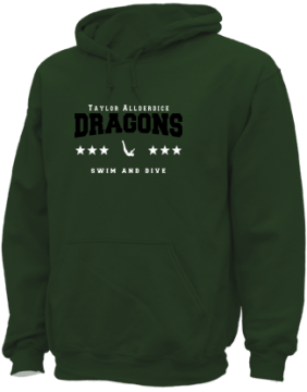 Men's Taylor Allderdice High School Dragons Apparel