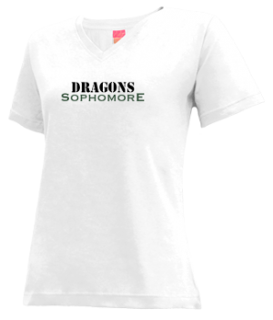 Women's Taylor Allderdice High School Dragons Apparel