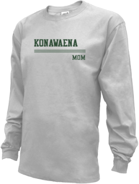 Kids Konawaena High School Wildcats Apparel