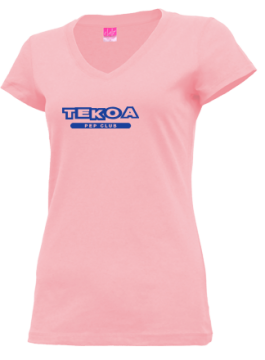 Junior Girls Tekoa High School Nighthawks Apparel