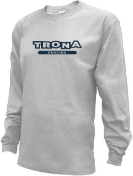Kids Trona High School Tornadoes Apparel