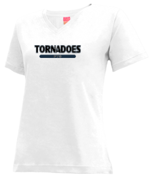 Women's Trona High School Tornadoes Apparel