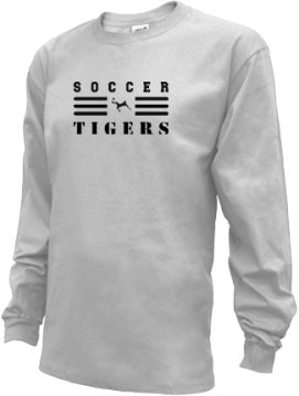 Kids Crystal Lake Central High School Tigers Apparel