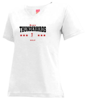 Women's Kake High School Thunderbirds Apparel