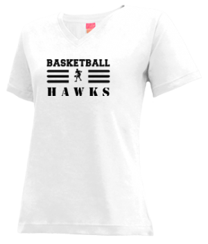 Women's Woodland Regional High School Hawks Apparel