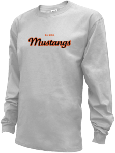 Kids Kalaheo High School Mustangs Shirts