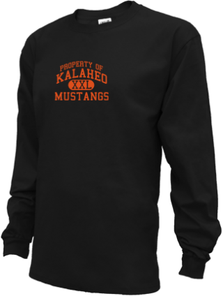Kids Mustangs Long Sleeve Youth Shirts
