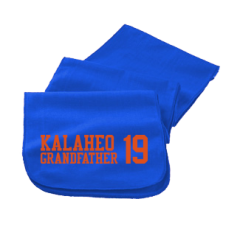 Women's Kalaheo High School Mustangs Embroidered Scarfs