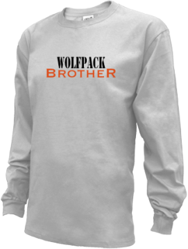 Kids Crawford County High School Wolfpack Apparel