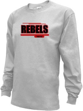 Kids South Central High School Rebels Apparel