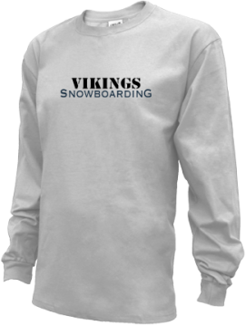 Kids Blue River Valley High School Vikings Apparel