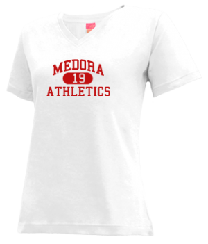 Women's Medora High School Hornets Apparel