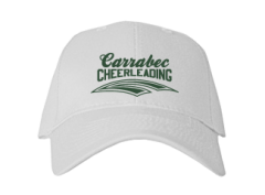 Carrabec High School Cobras Embroidered Baseball Caps