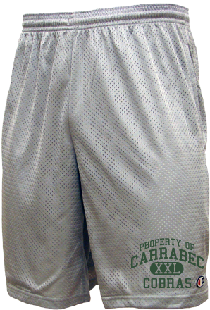 Men's Cobras  Mesh Shorts