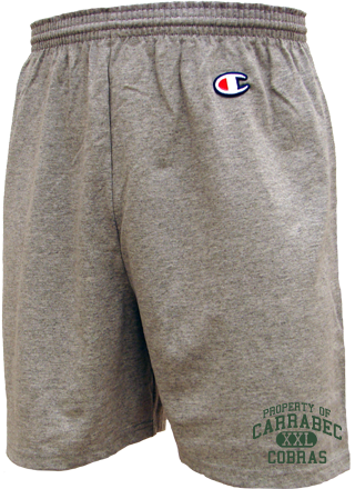 Men's Cobras  Cotton Shorts